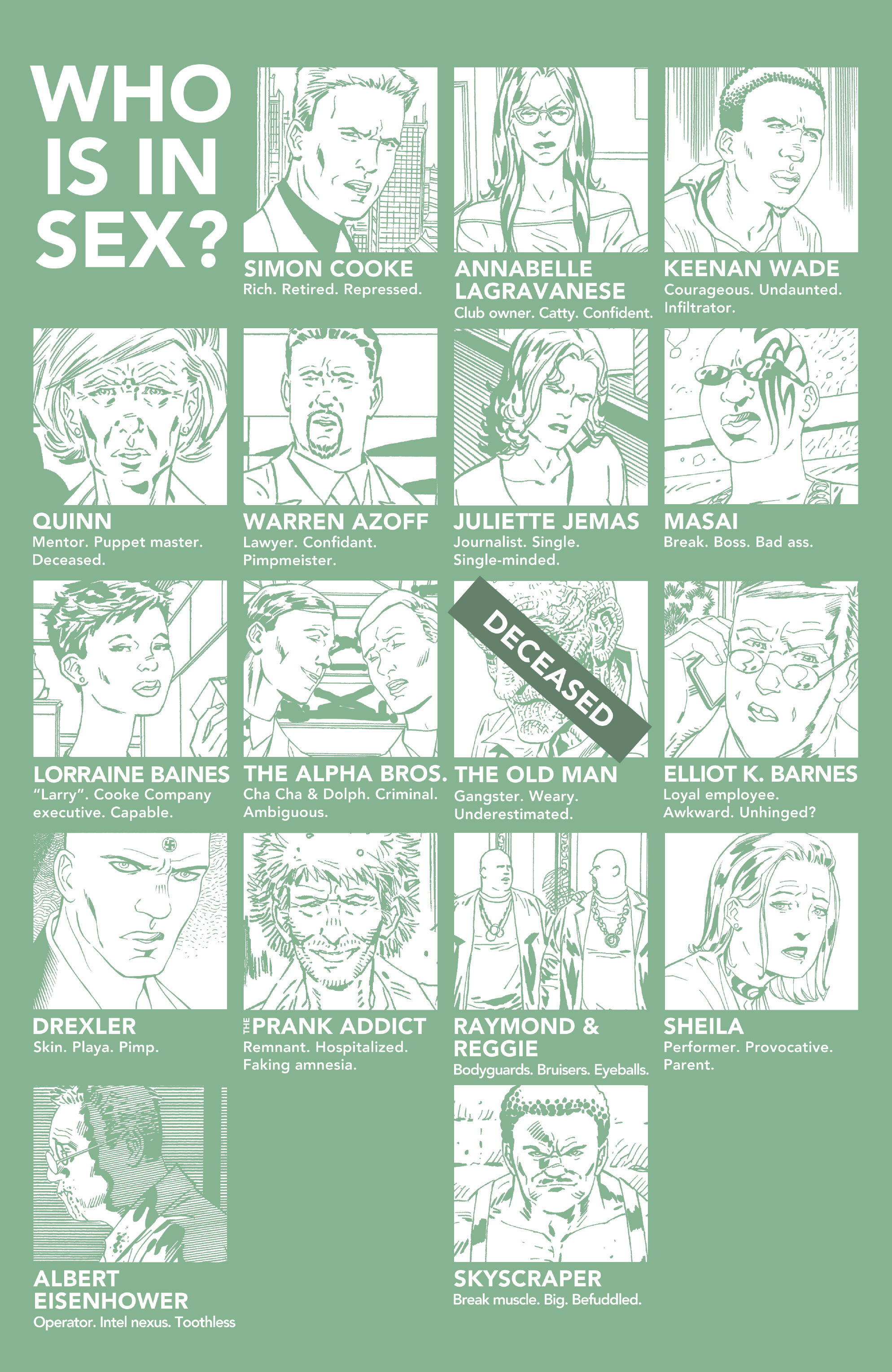 Read online Sex comic -  Issue #27 - 3