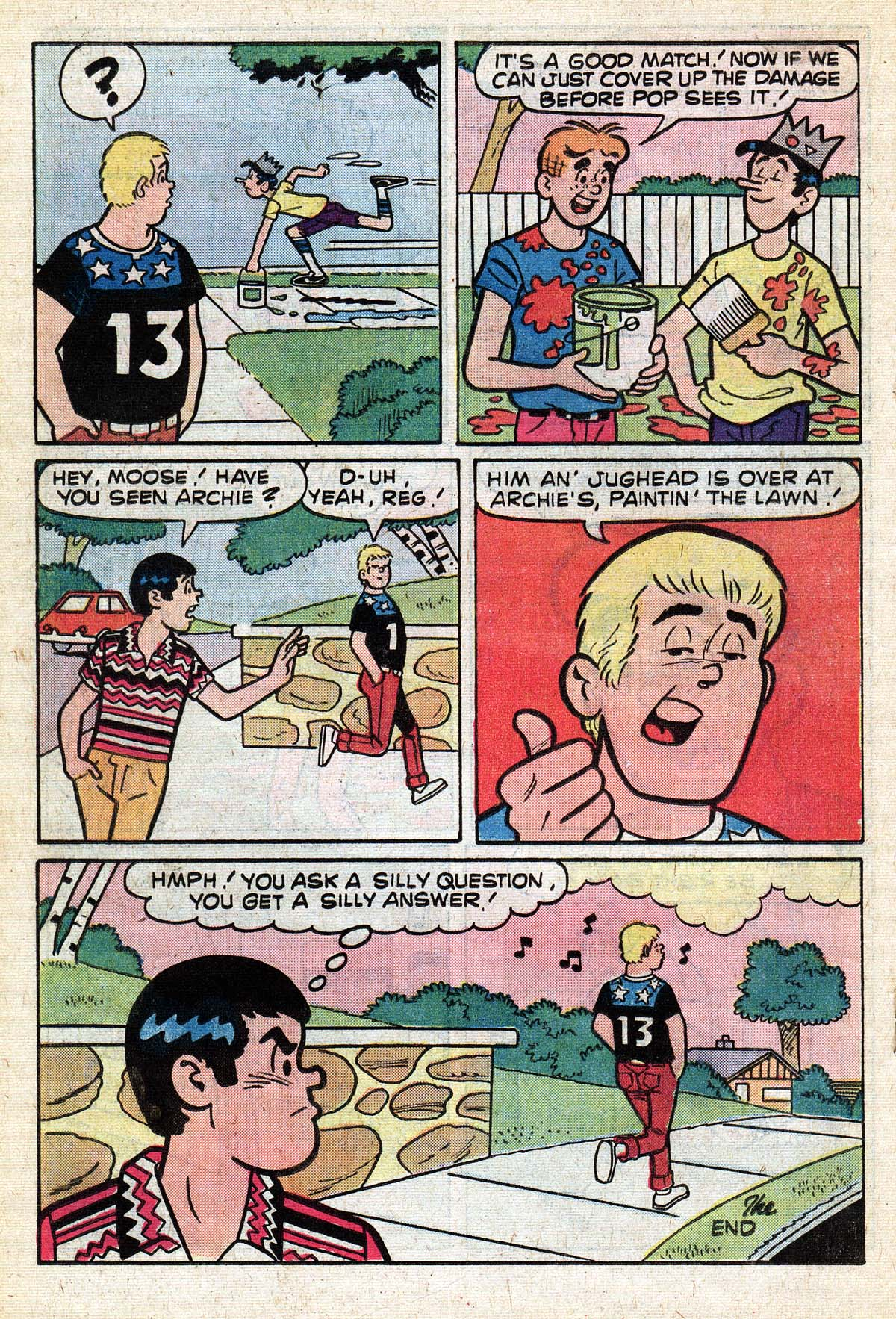 Read online Archie (1960) comic -  Issue #267 - 18