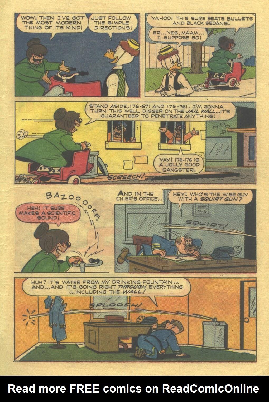 Walt Disney THE BEAGLE BOYS issue 3 - Page 13