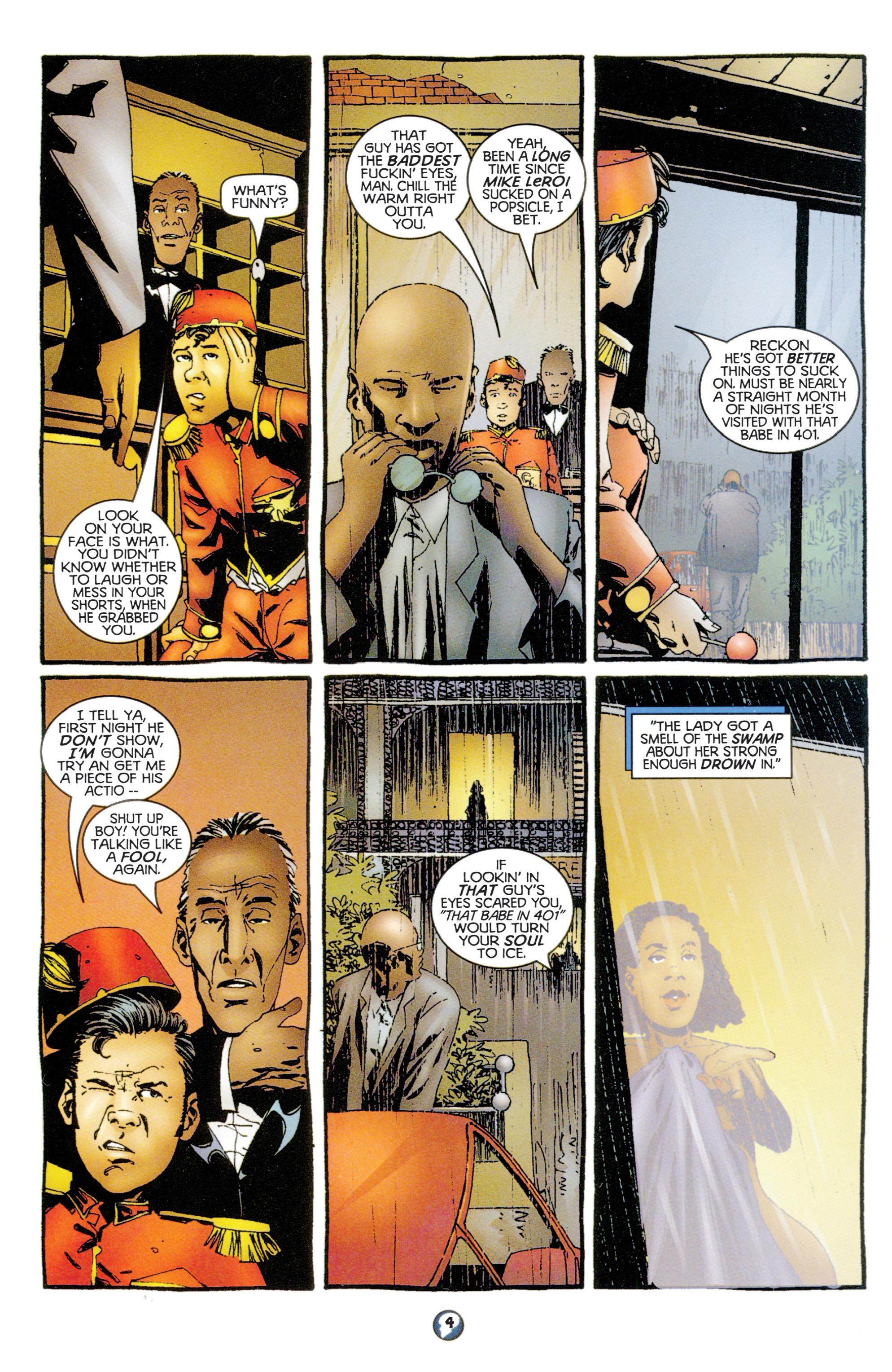 Read online Shadowman (1997) comic -  Issue #9 - 5