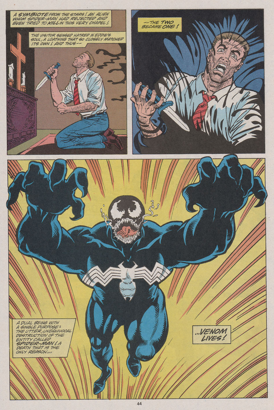 Web of Spider-Man (1985) _Annual 7 #7 - English 32