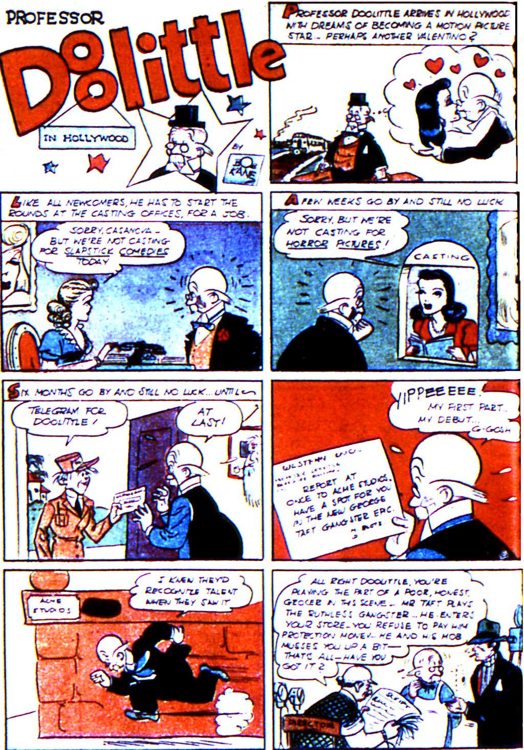 Read online Adventure Comics (1938) comic -  Issue #45 - 20