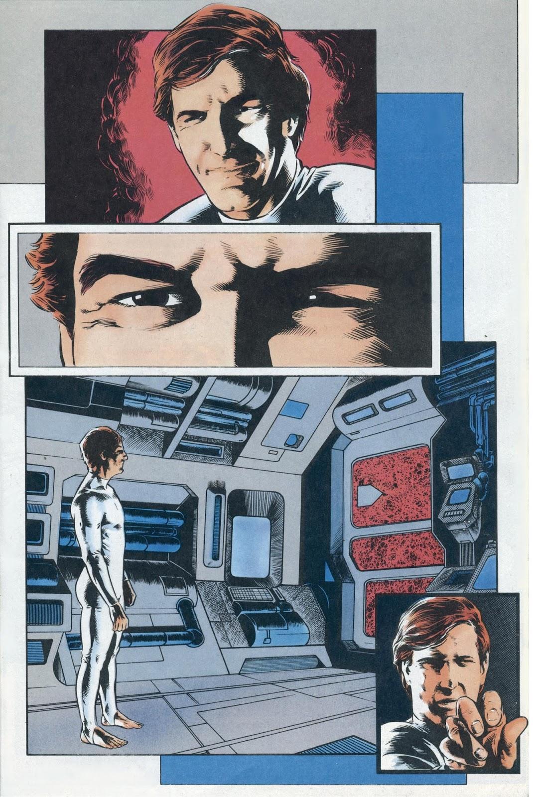 Read online Quantum Leap comic -  Issue #13 - 25