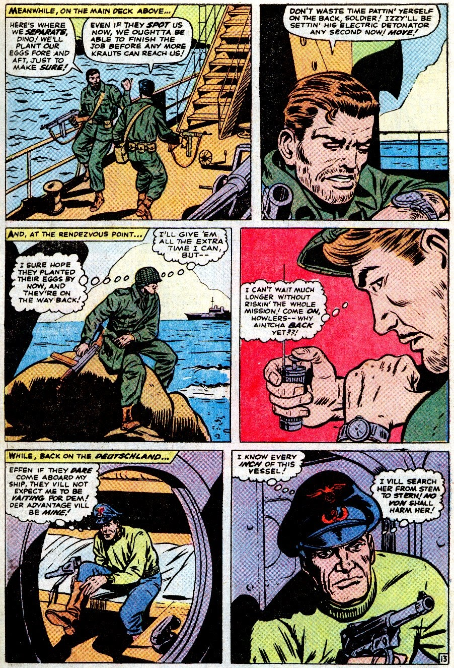 Sgt. Fury issue _Special_6 - Page 27