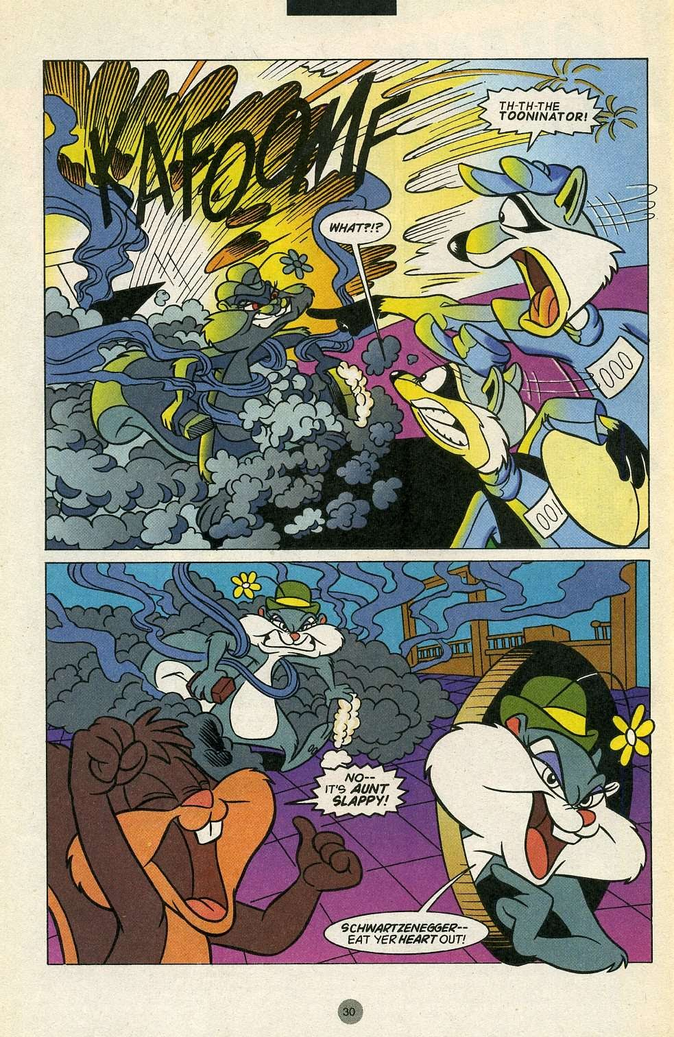 Animaniacs (1995) issue 14 - Page 32