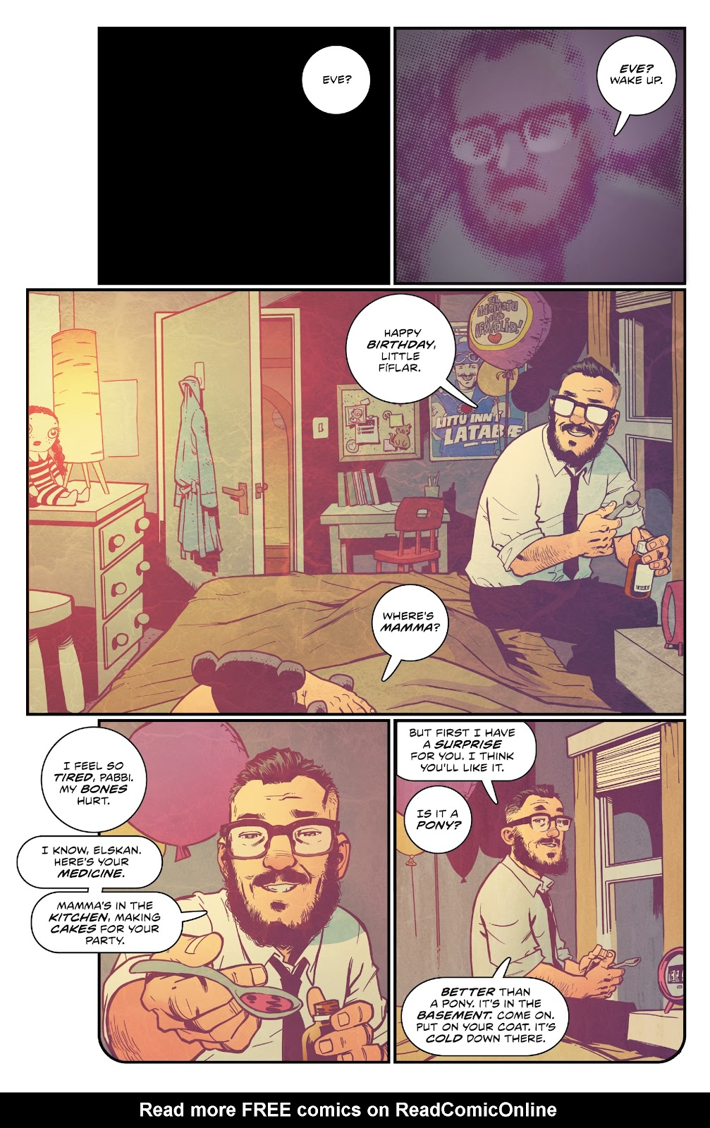 Read online Lodger comic -  Issue #5 - 25