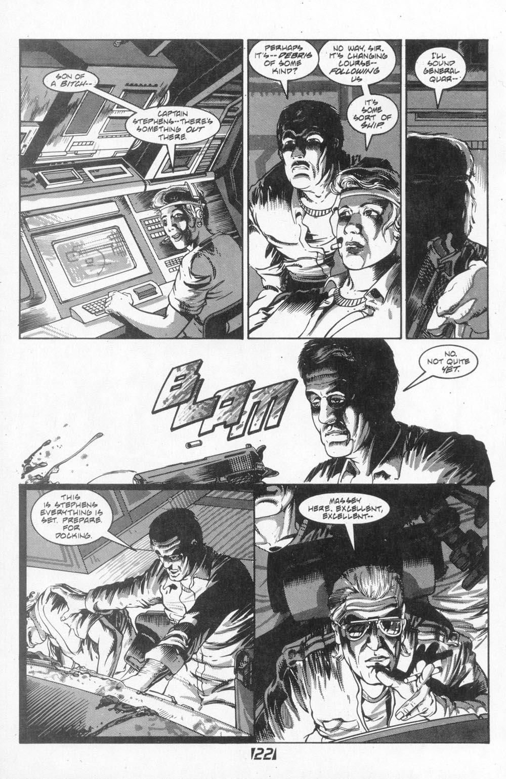 Read online Aliens (1988) comic -  Issue #4 - 24