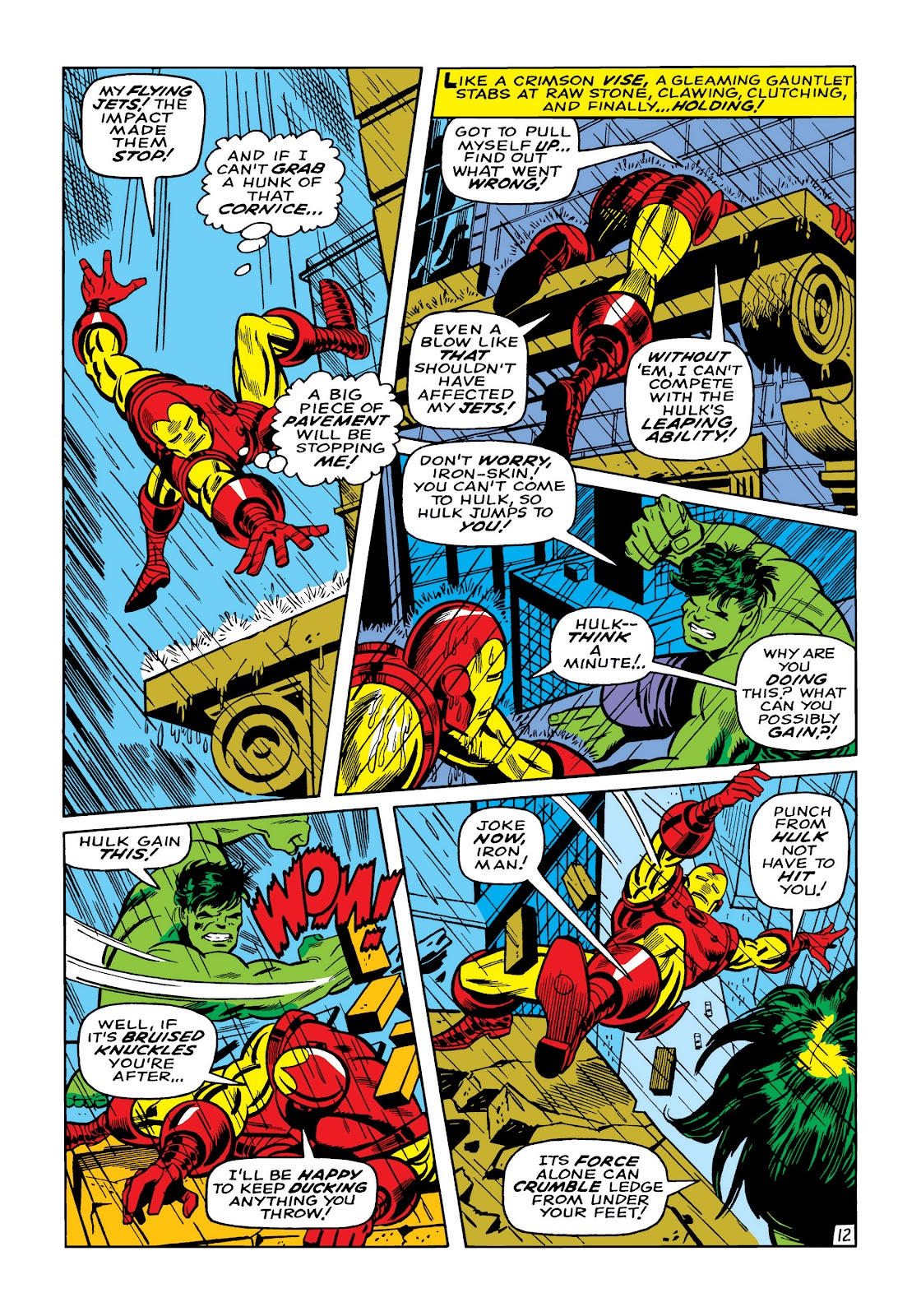 Read online Marvel Masterworks: The Invincible Iron Man comic -  Issue # TPB 5 (Part 2) - 66