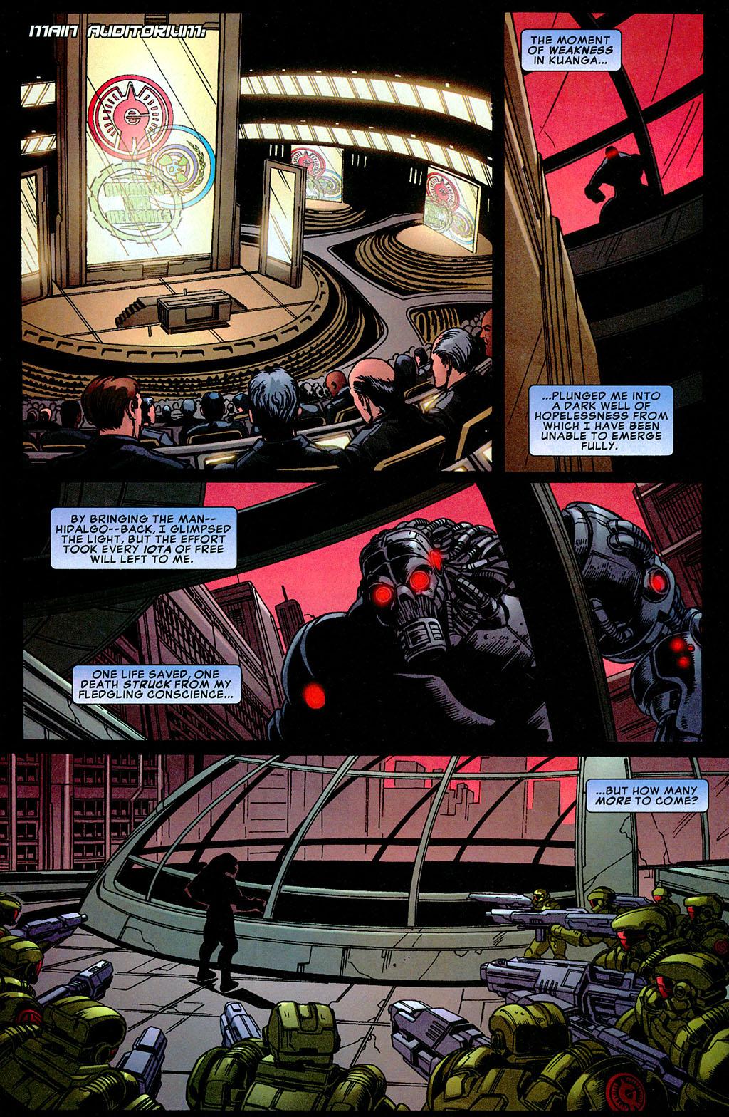 Read online Amazing Fantasy (2004) comic -  Issue #20 - 9