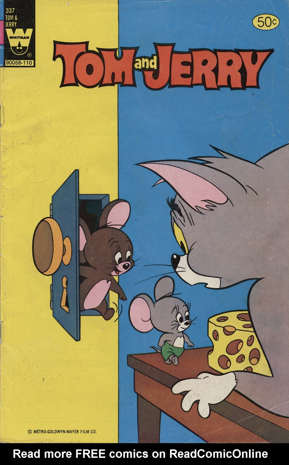 Tom and Jerry 337 Page 1
