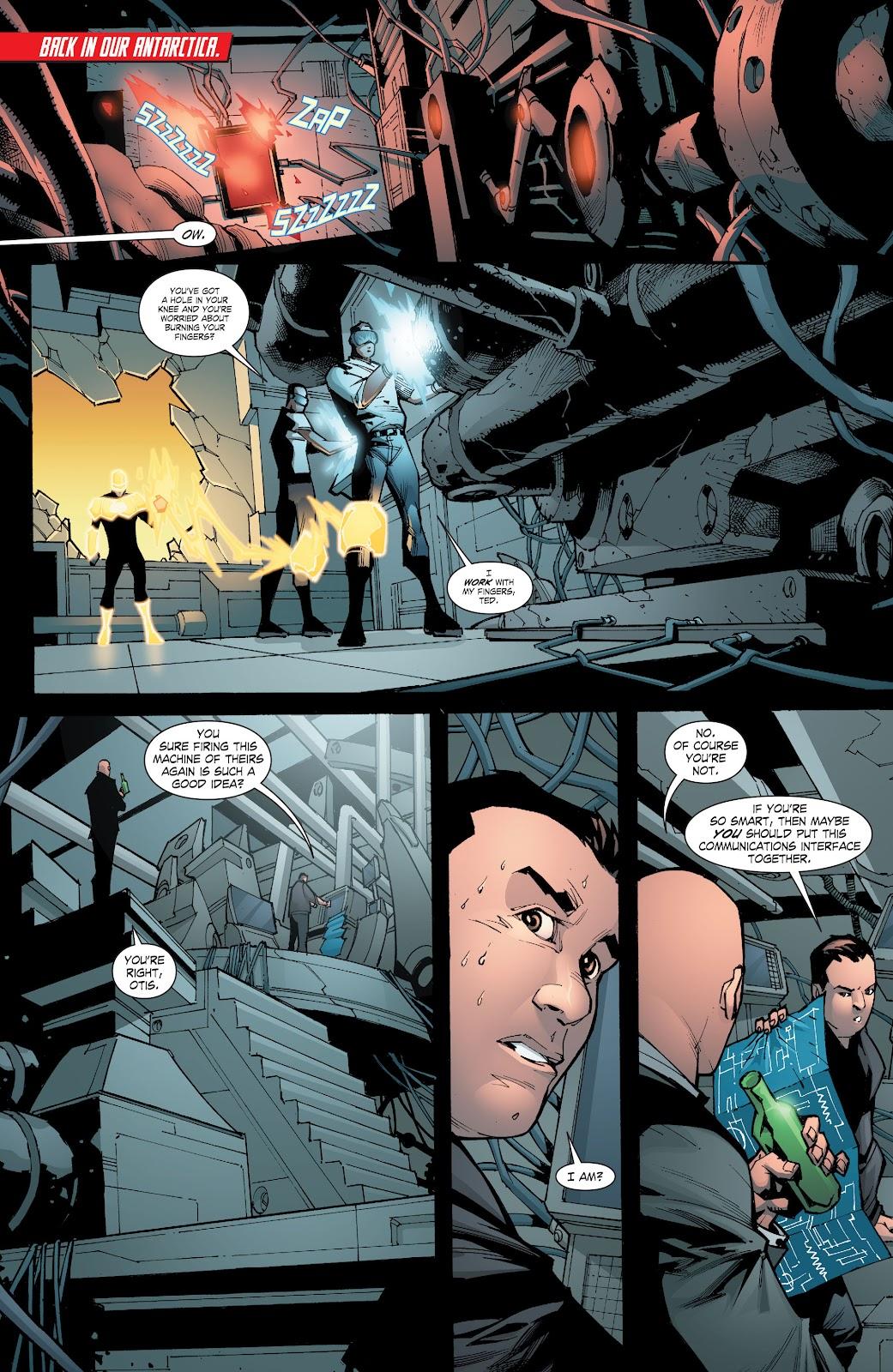 Read online Smallville Season 11 [II] comic -  Issue # TPB 8 - 101
