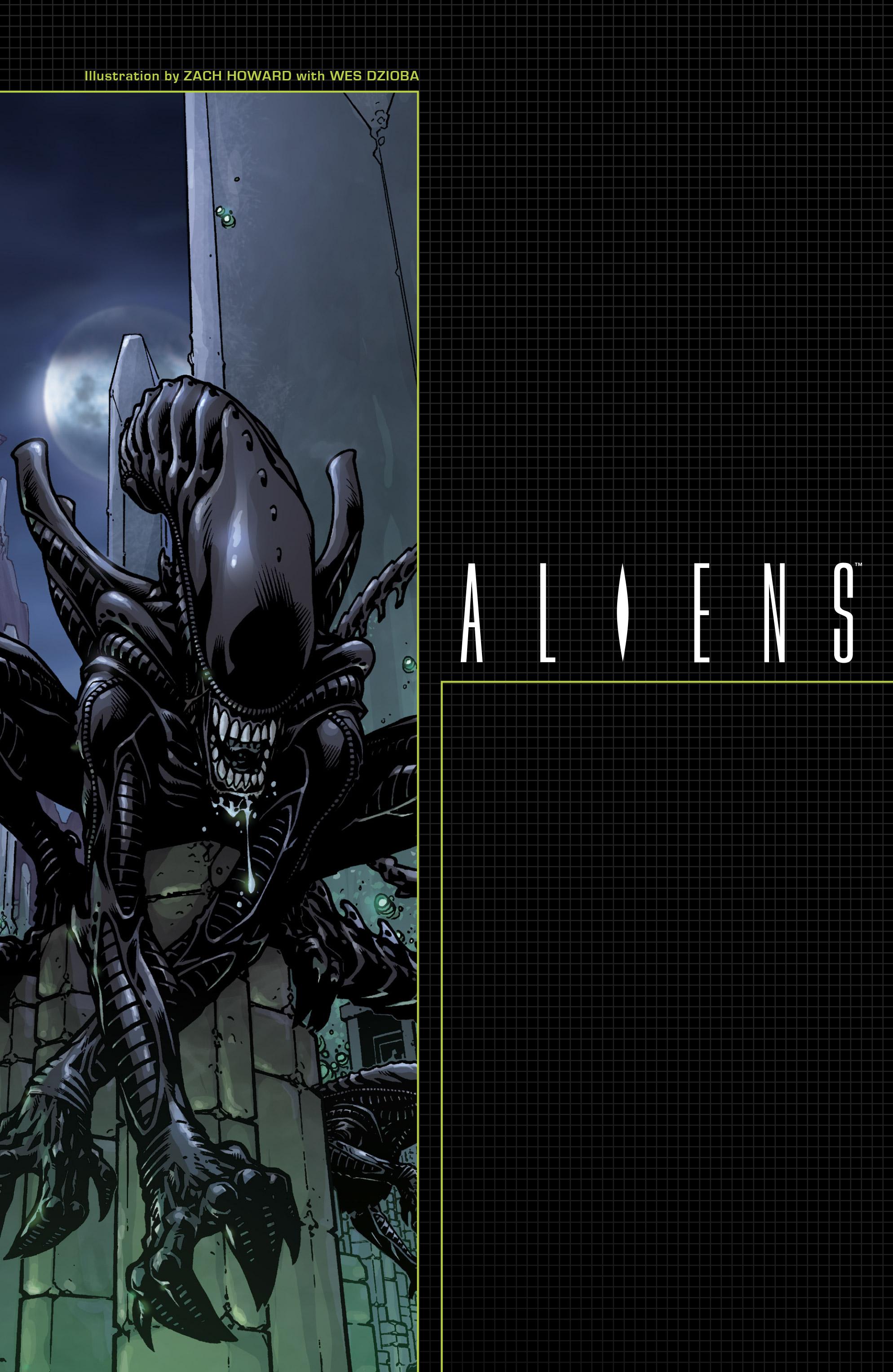 Read online Aliens (2009) comic -  Issue # TPB - 2