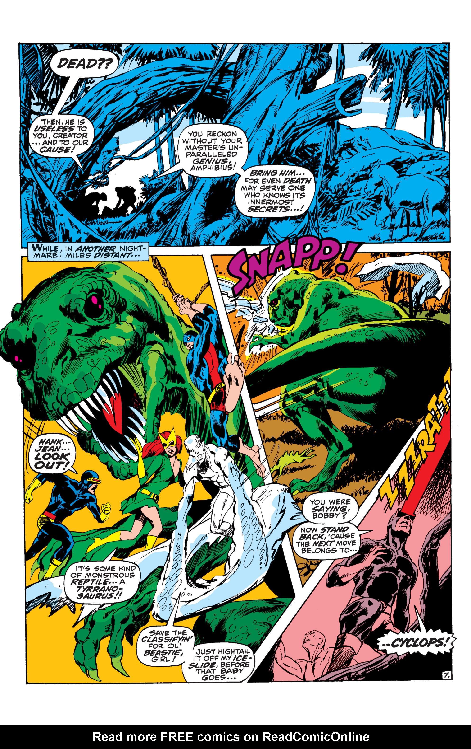 Uncanny X-Men (1963) 62 Page 7