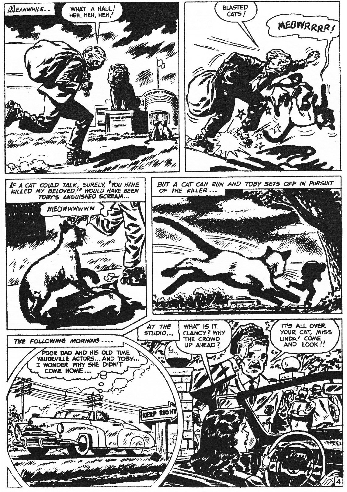 Read online Men of Mystery Comics comic -  Issue #82 - 124