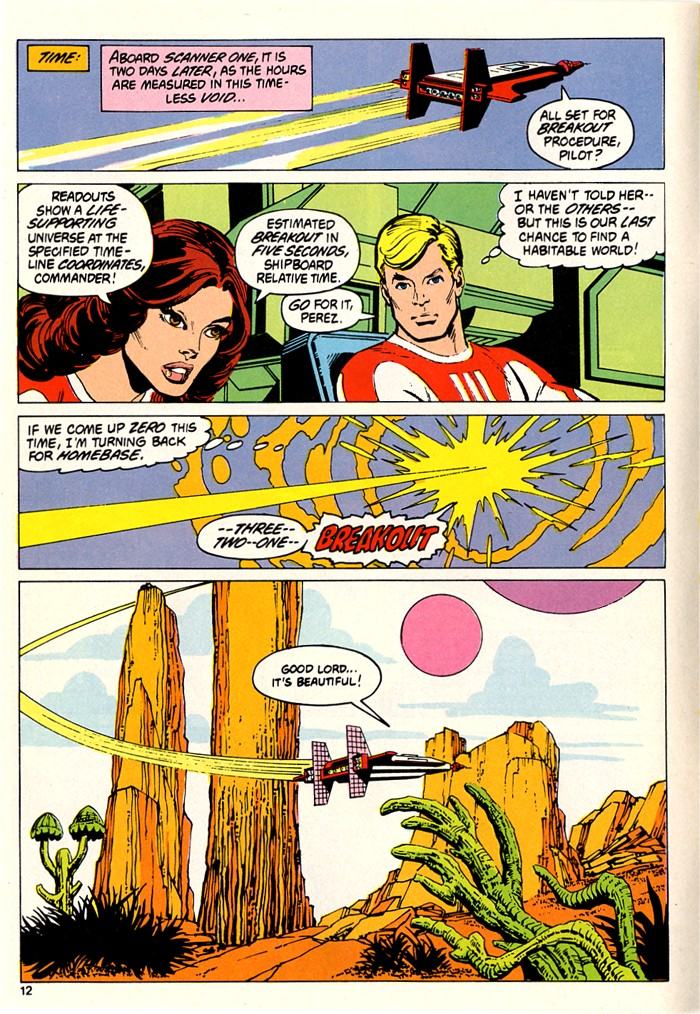 Read online Atari Force (1982) comic -  Issue #5 - 14