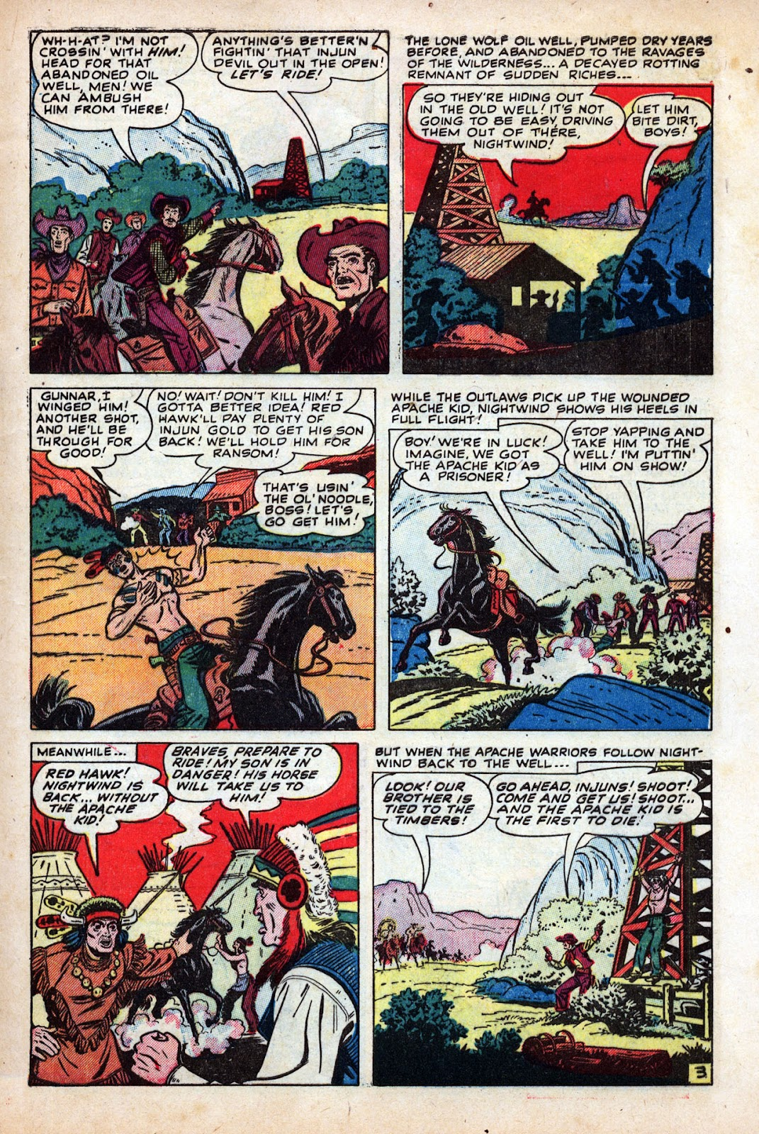 Apache Kid issue 9 - Page 5