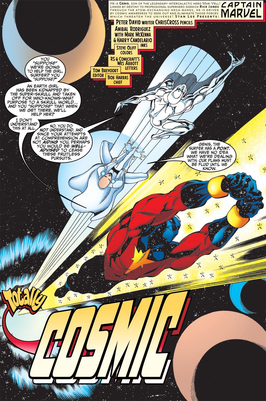 Captain Marvel (1999) Issue #10 #11 - English 5