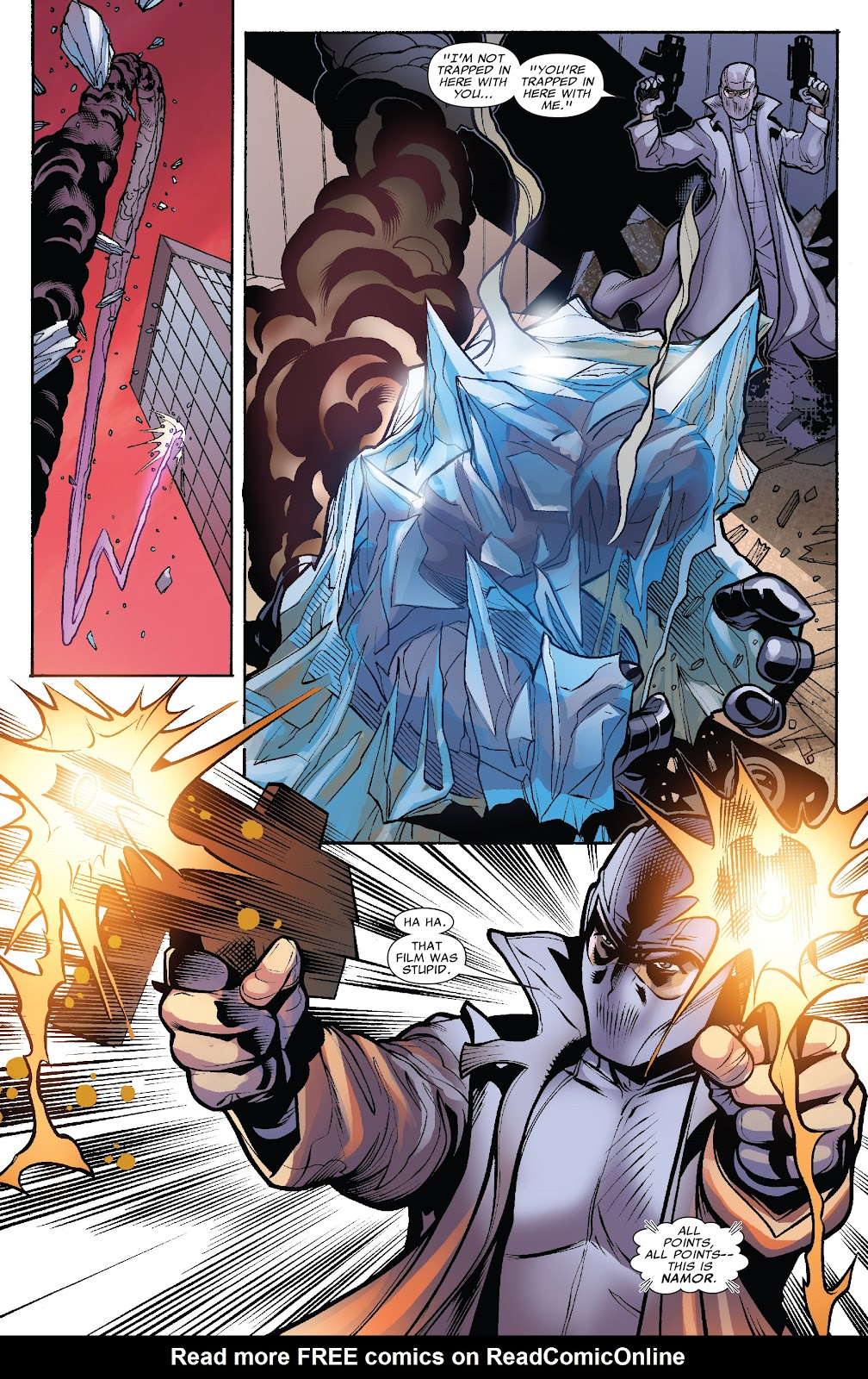 Read online X-Men: Second Coming comic -  Issue # _TPB (Part 3) - 41