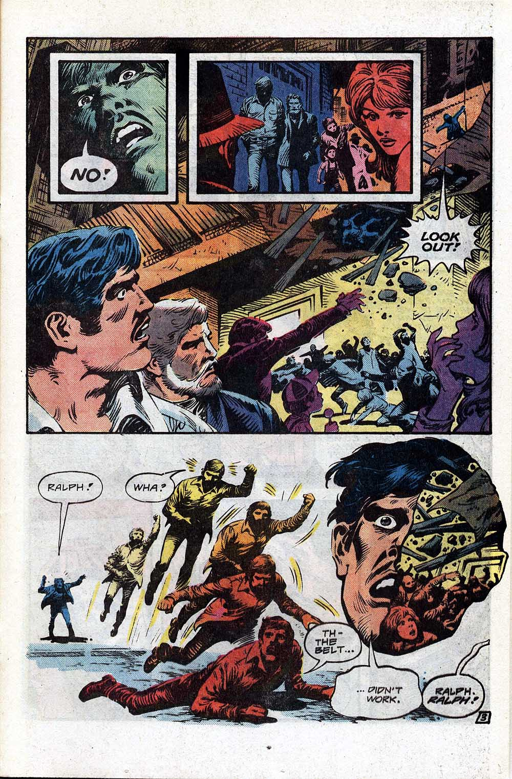 Read online The Fly (1983) comic -  Issue #4 - 25