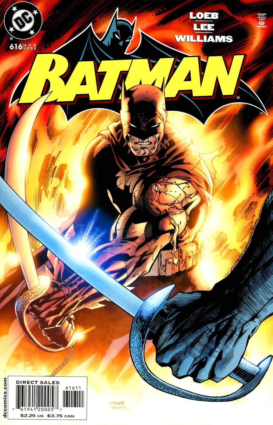 Batman: Hush 9 Page 1