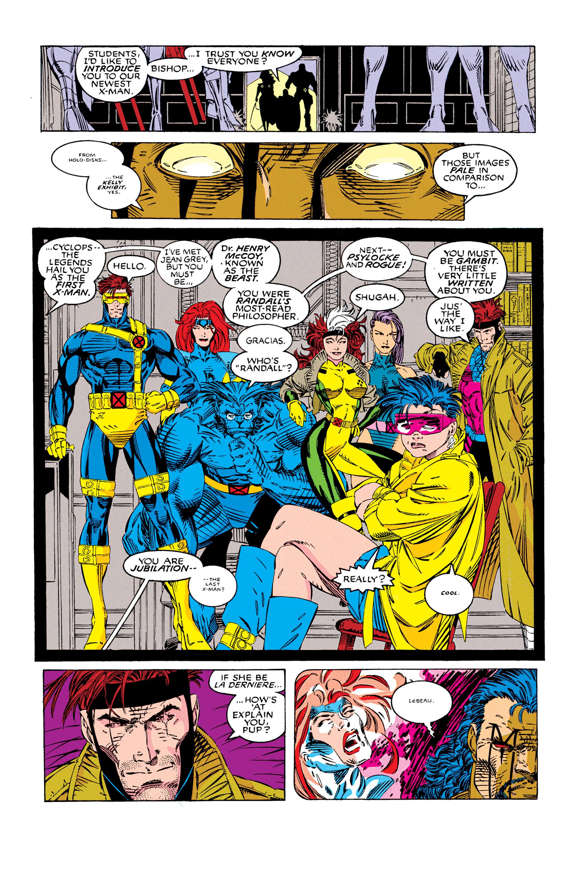 X-Men (1991) 8 Page 4