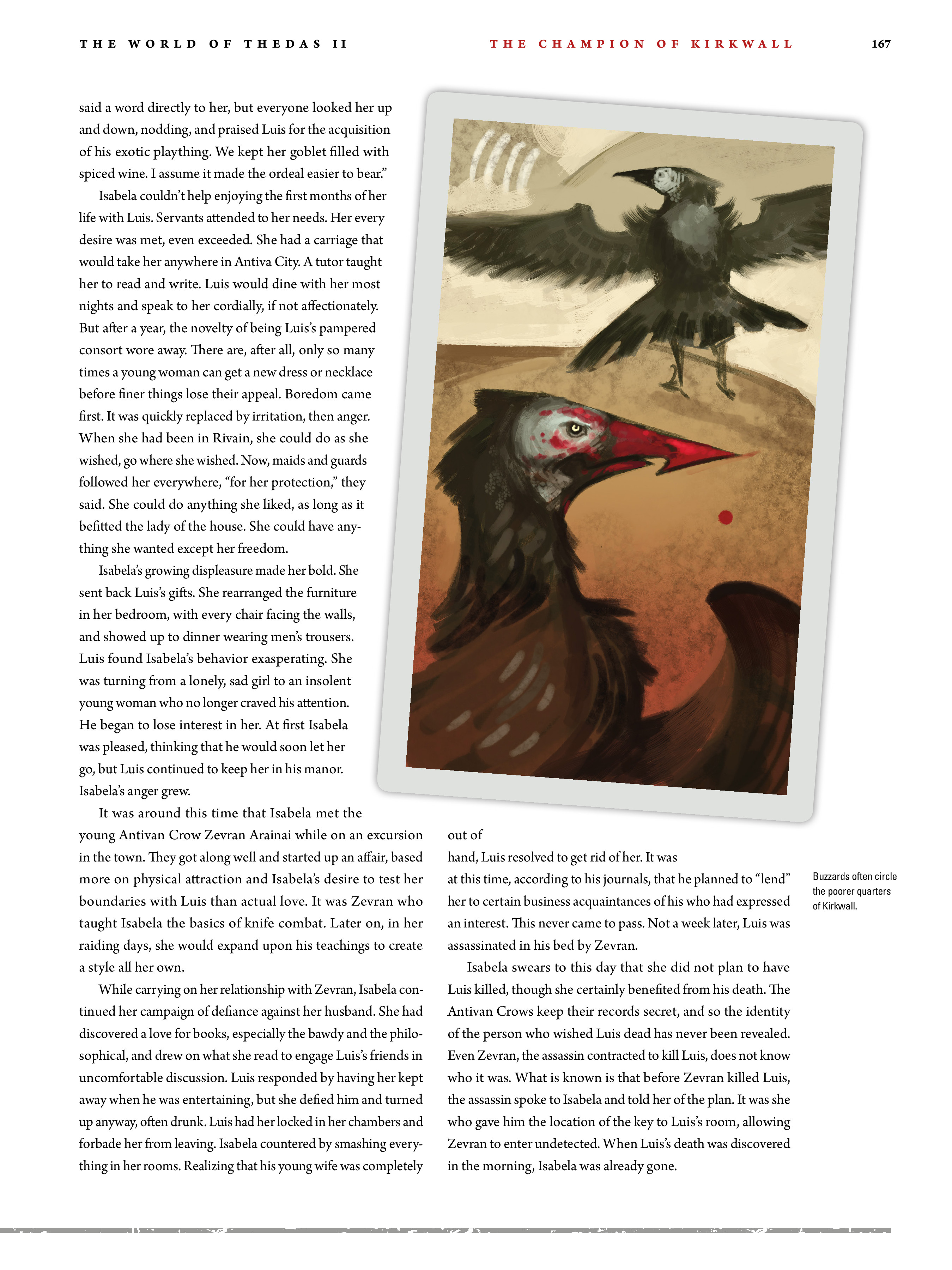 Read online Dragon Age: The World of Thedas comic -  Issue # TPB 2 - 162