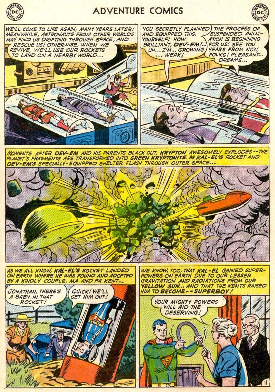 Read online Adventure Comics (1938) comic -  Issue #287 - 13