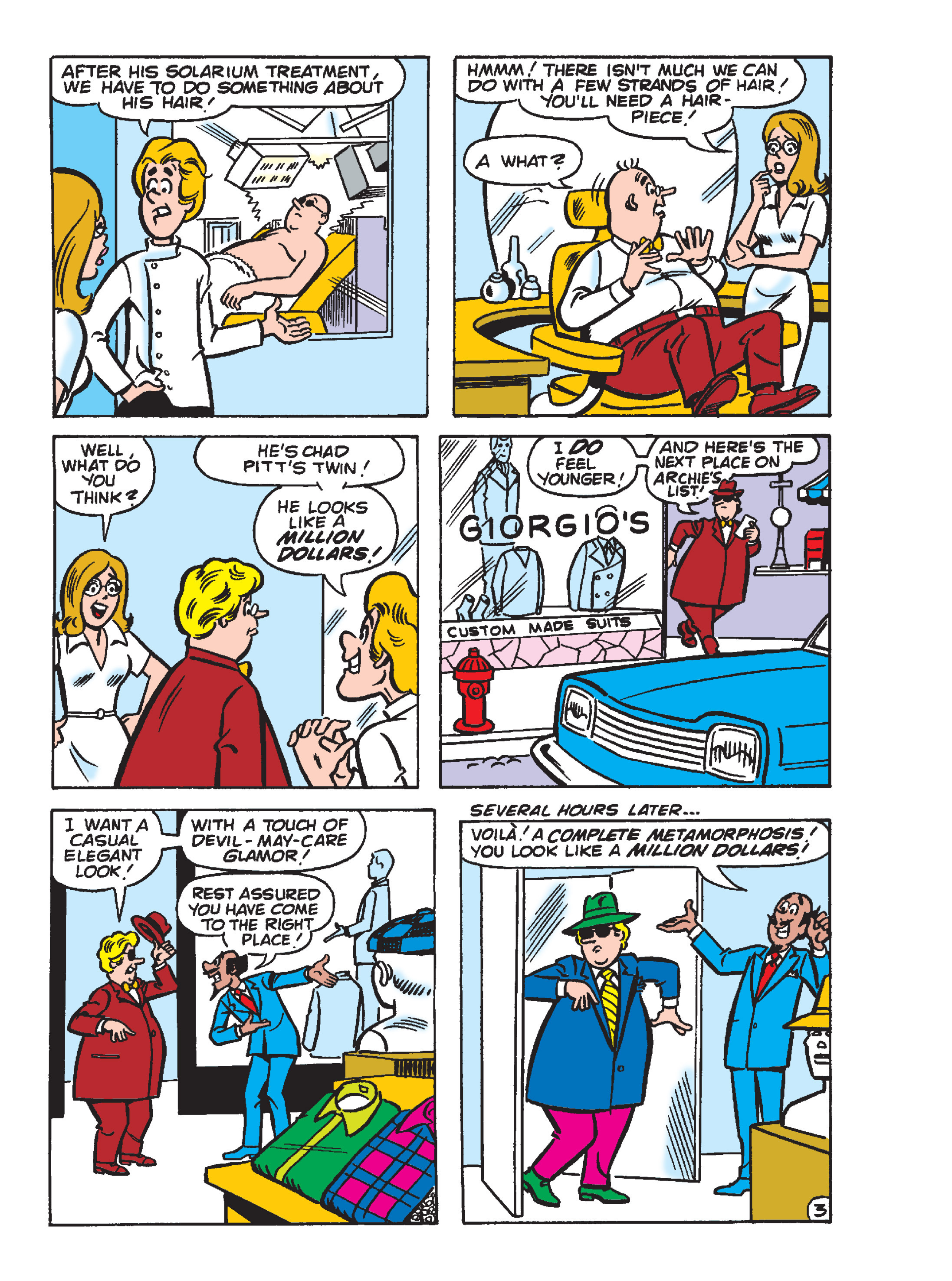 Read online Archie 1000 Page Comics Blowout! comic -  Issue # TPB (Part 1) - 86