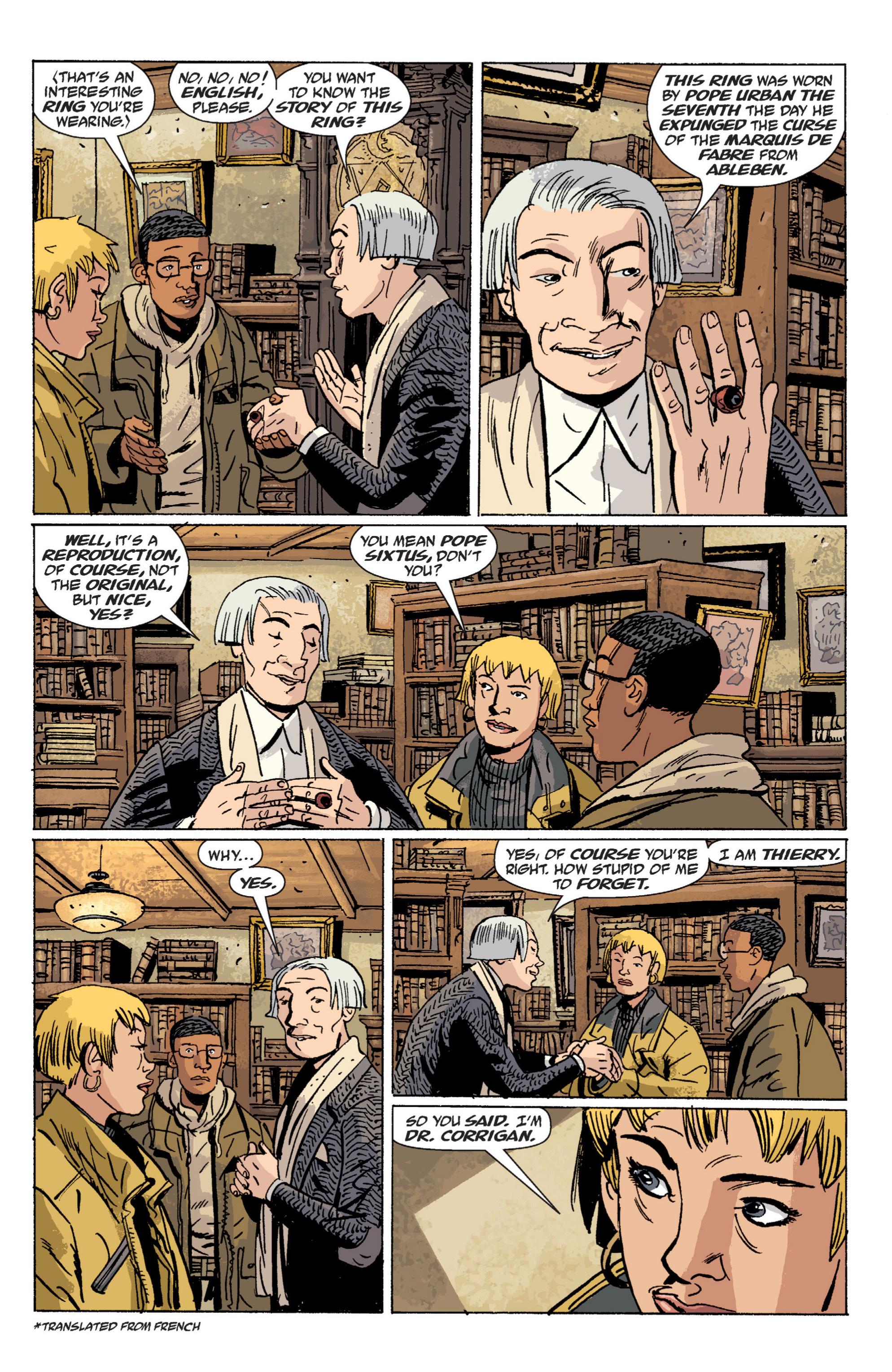 Read online B.P.R.D. (2003) comic -  Issue # TPB 6 - 20