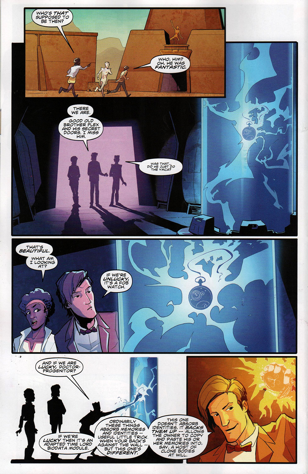 Read online Free Comic Book Day 2017 comic -  Issue # Doctor Who - 17