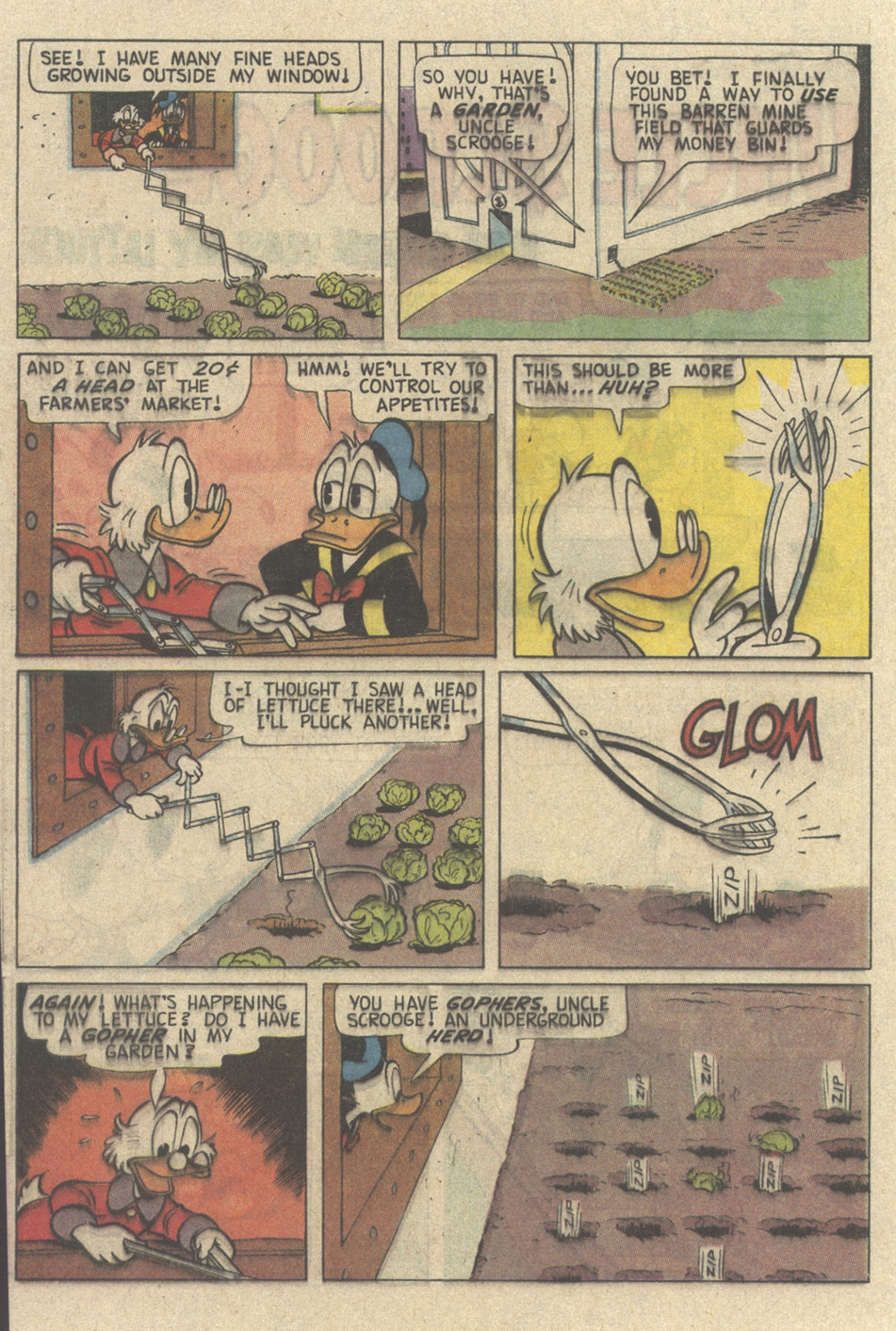 Read online Uncle Scrooge (1953) comic -  Issue #241 - 48