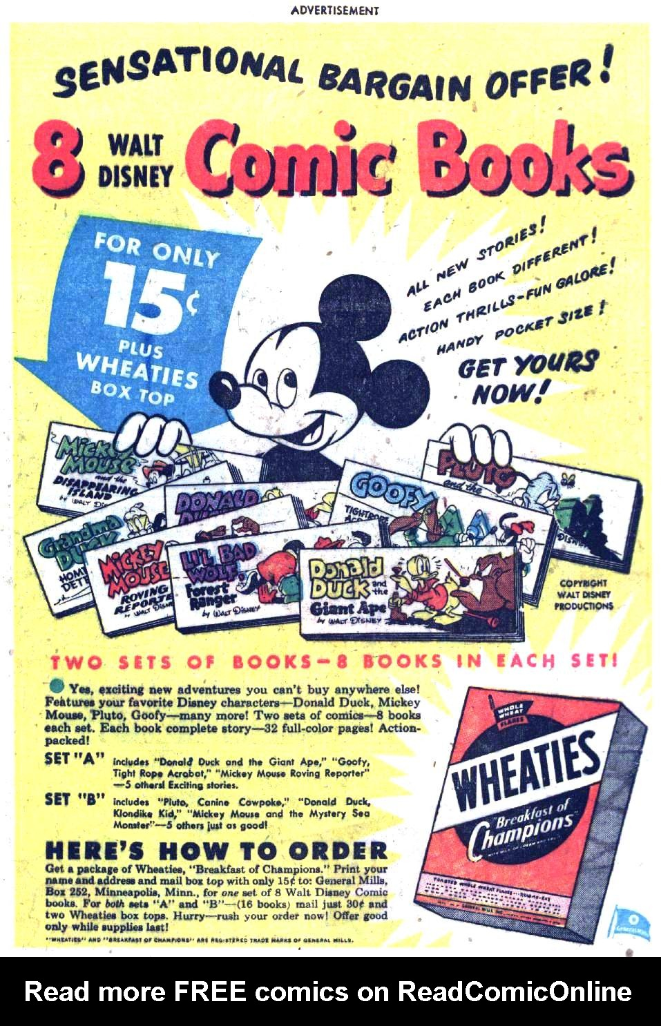 Read online Adventure Comics (1938) comic -  Issue #161 - 15