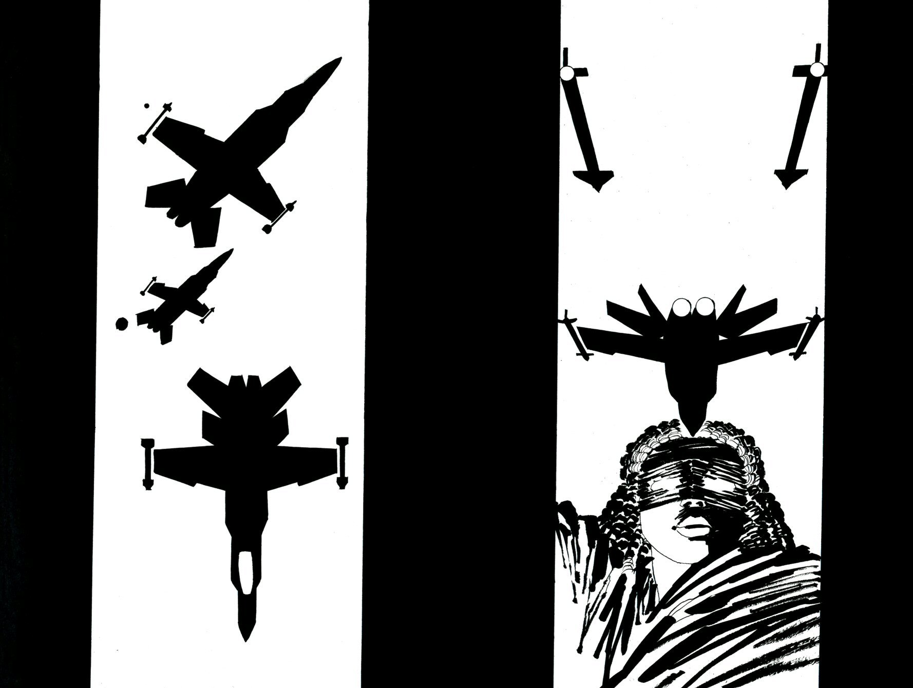 Read online Frank Miller's Holy Terror comic -  Issue # TPB - 88