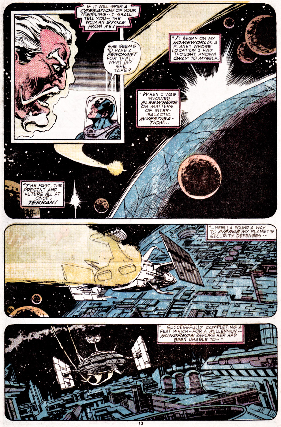 The Avengers (1963) 317 Page 9