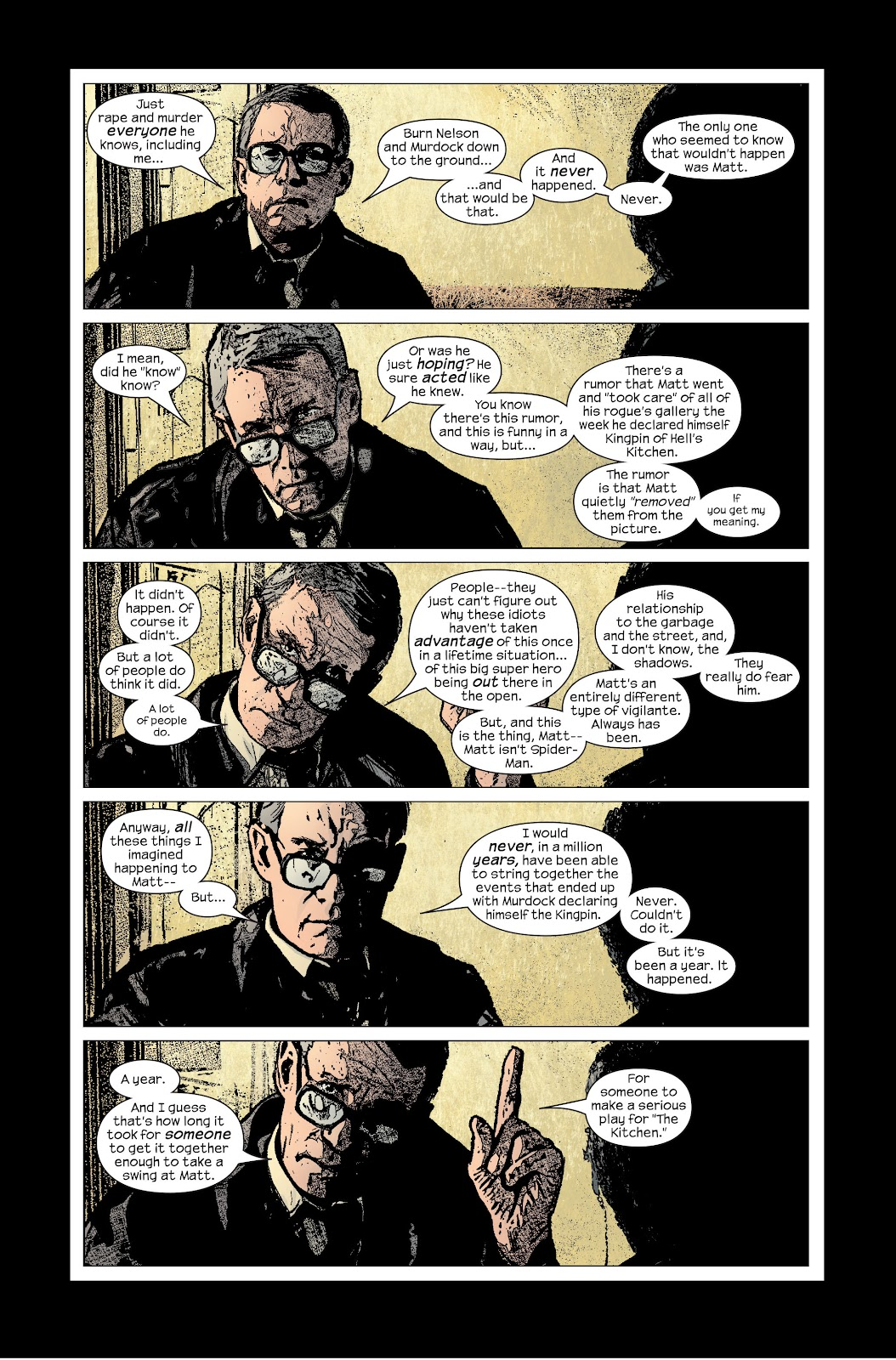 Read online Daredevil (1998) comic -  Issue # _Ultimate_Collection TPB 2 (Part 3) - 55