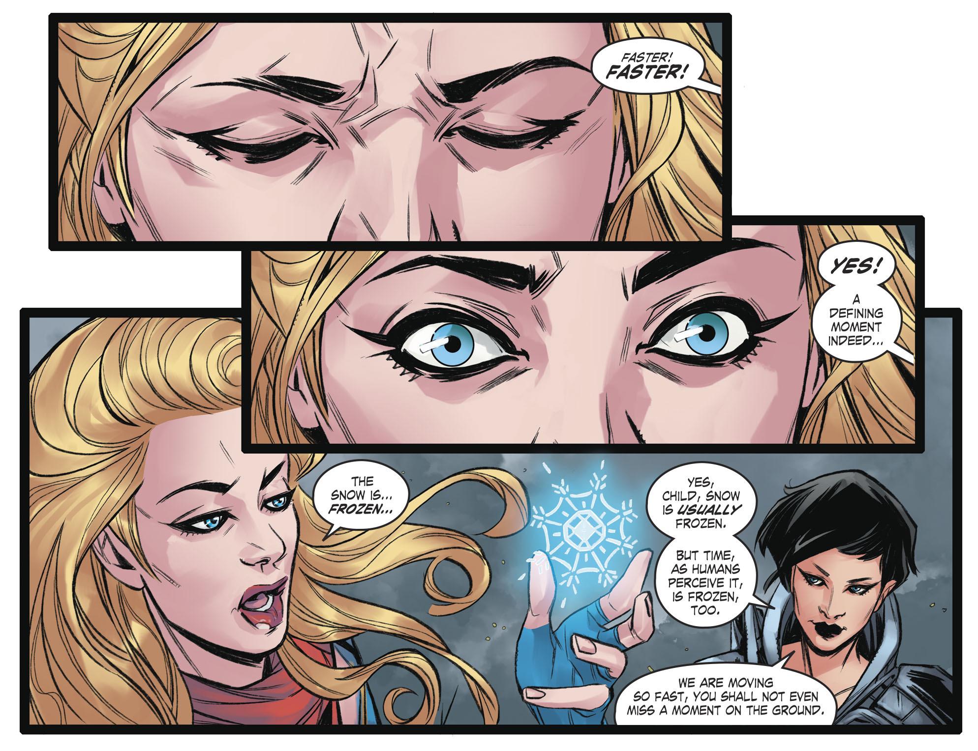 Read online DC Comics: Bombshells comic -  Issue #93 - 19