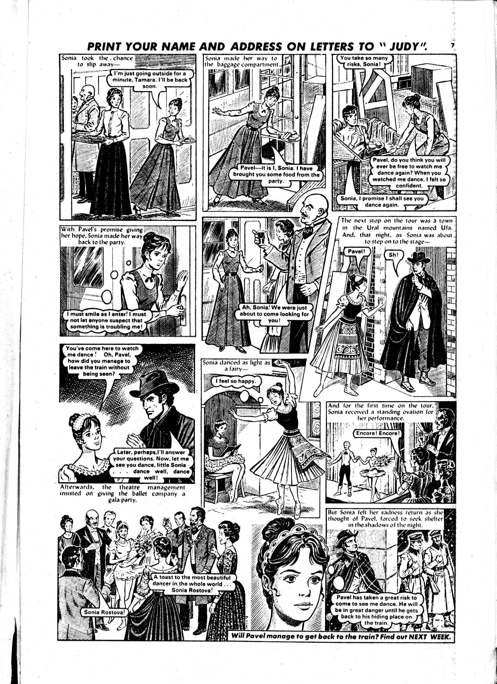 Read online Judy comic -  Issue #983 - 7
