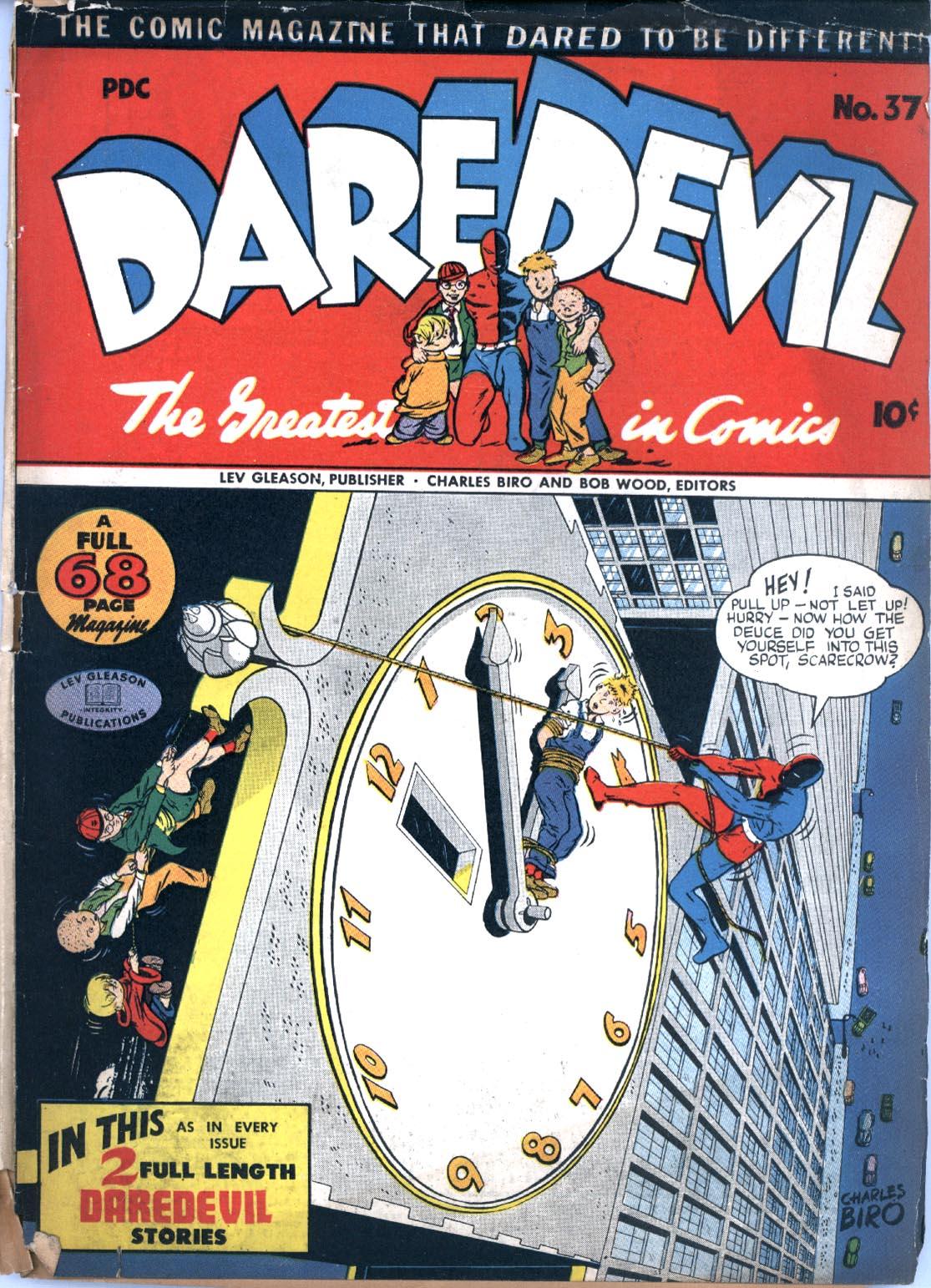 Daredevil (1941) 37 Page 1