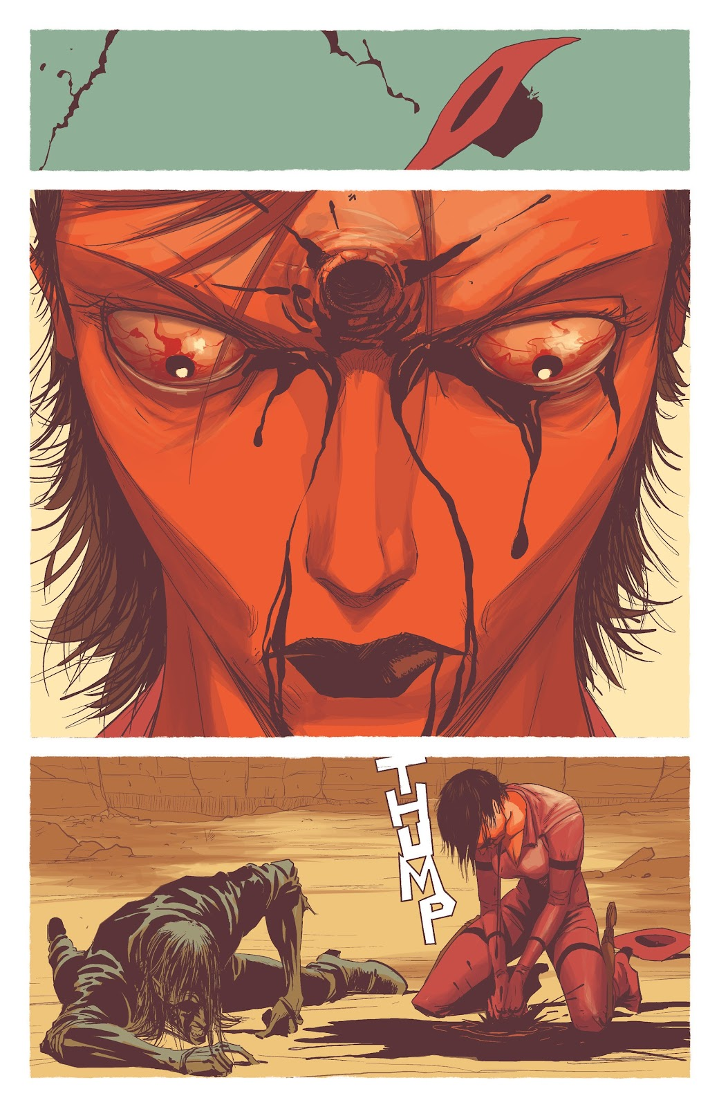 Read online East Of West comic -  Issue #42 - 23