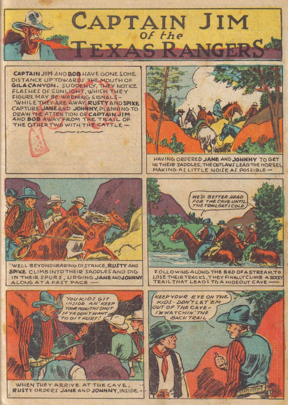 Read online Adventure Comics (1938) comic -  Issue #24 - 3