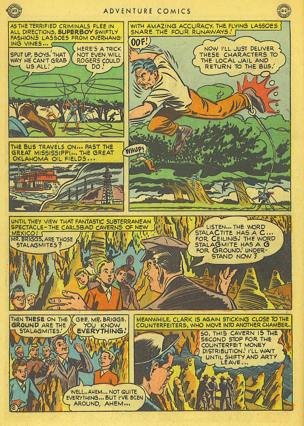 Read online Adventure Comics (1938) comic -  Issue #138 - 8