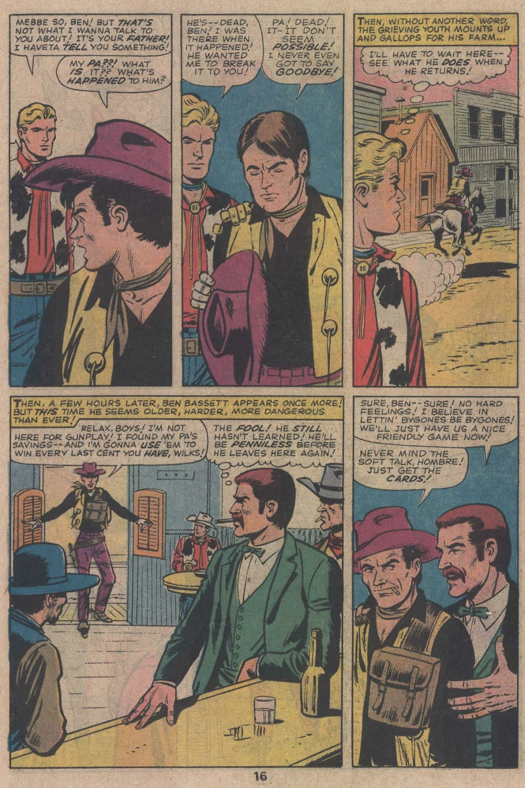 Kid Colt Outlaw issue 195 - Page 18
