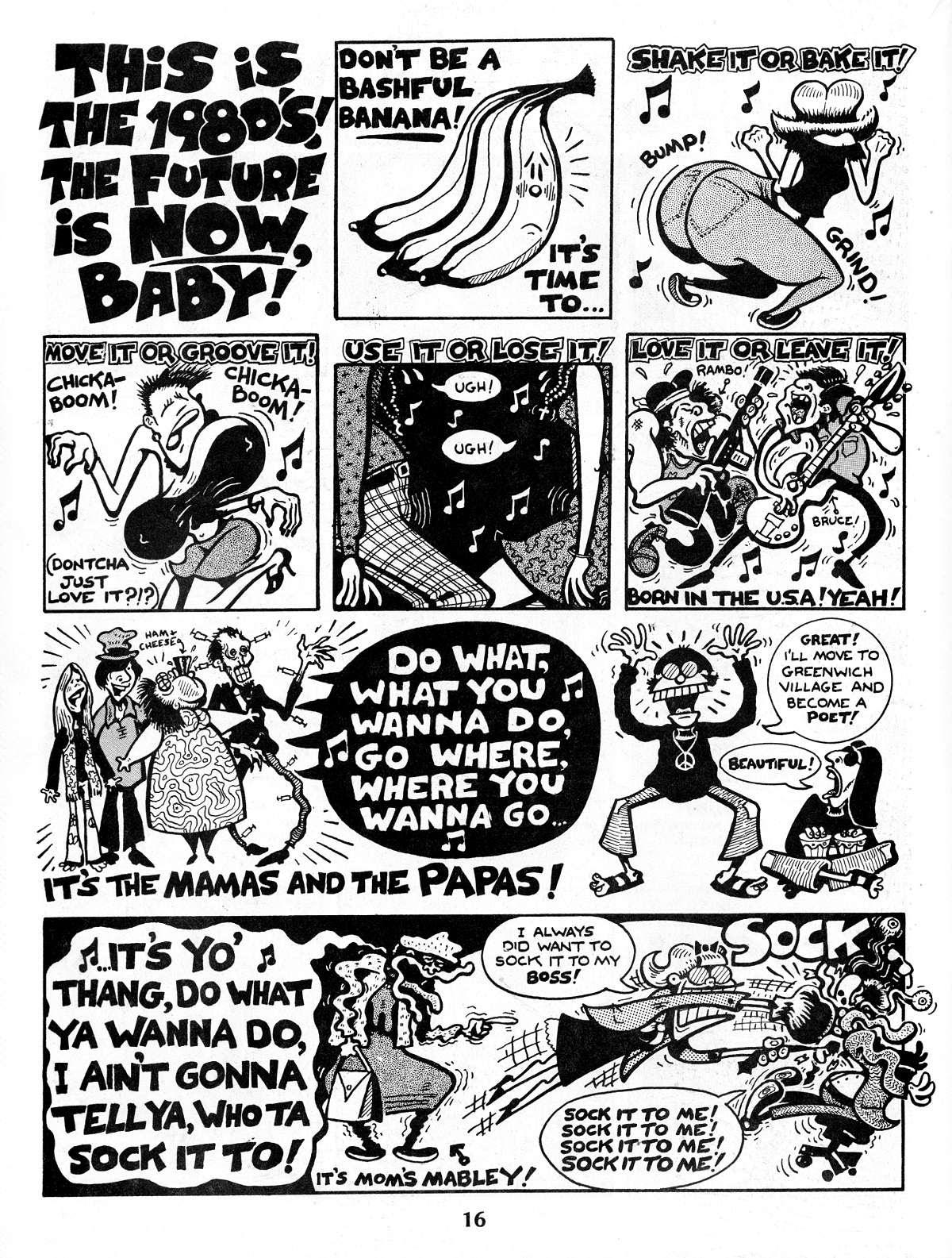 Read online Neat Stuff comic -  Issue #3 - 18