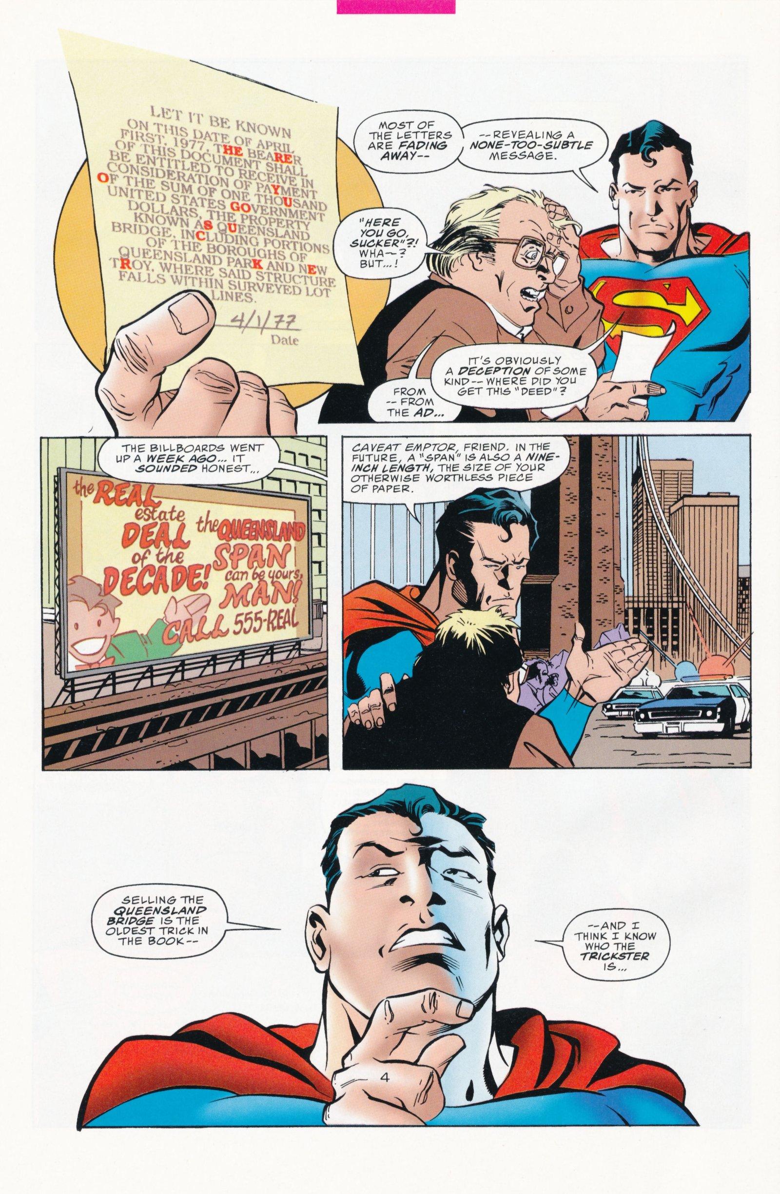Action Comics (1938) 745 Page 5