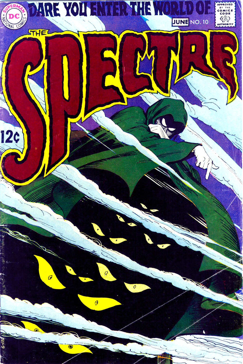 The Spectre (1967) 10 Page 1