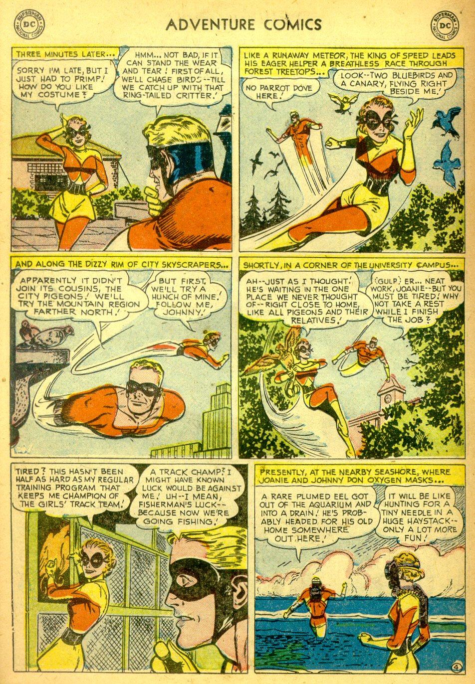 Read online Adventure Comics (1938) comic -  Issue #181 - 27