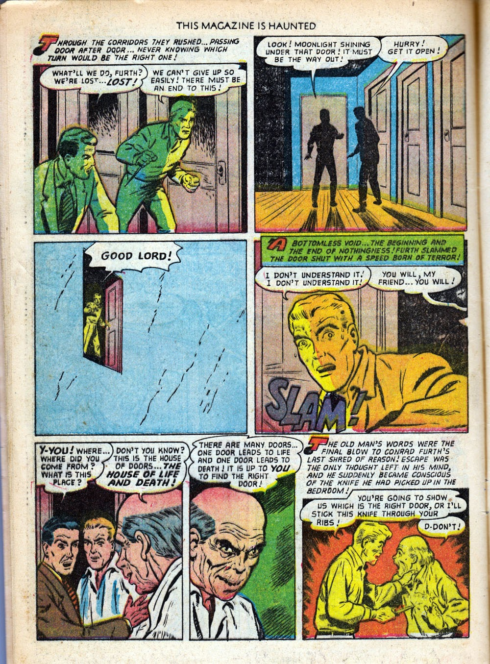 Read online This Magazine Is Haunted comic -  Issue #9 - 32