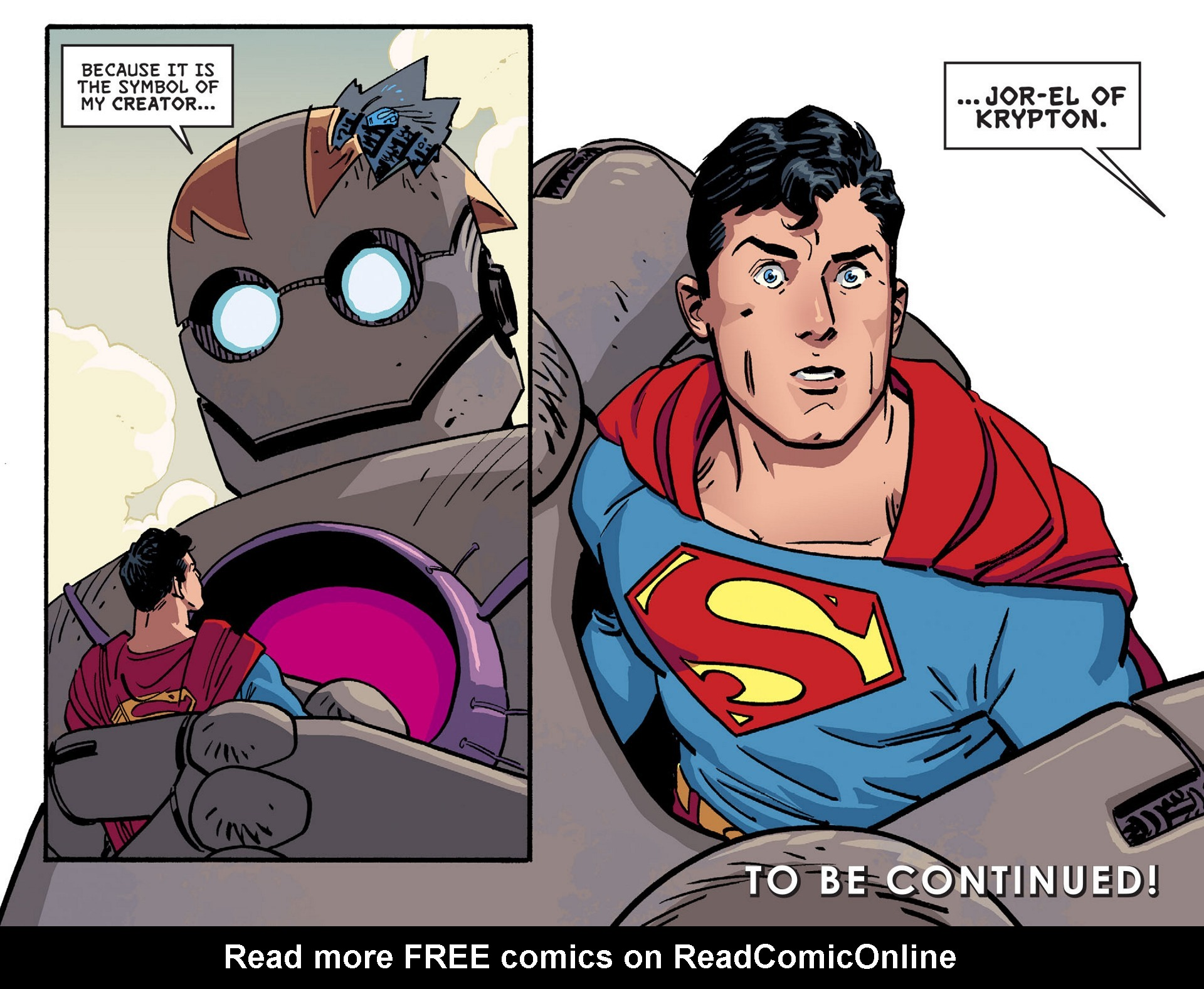 Read online Adventures of Superman [I] comic -  Issue #43 - 22