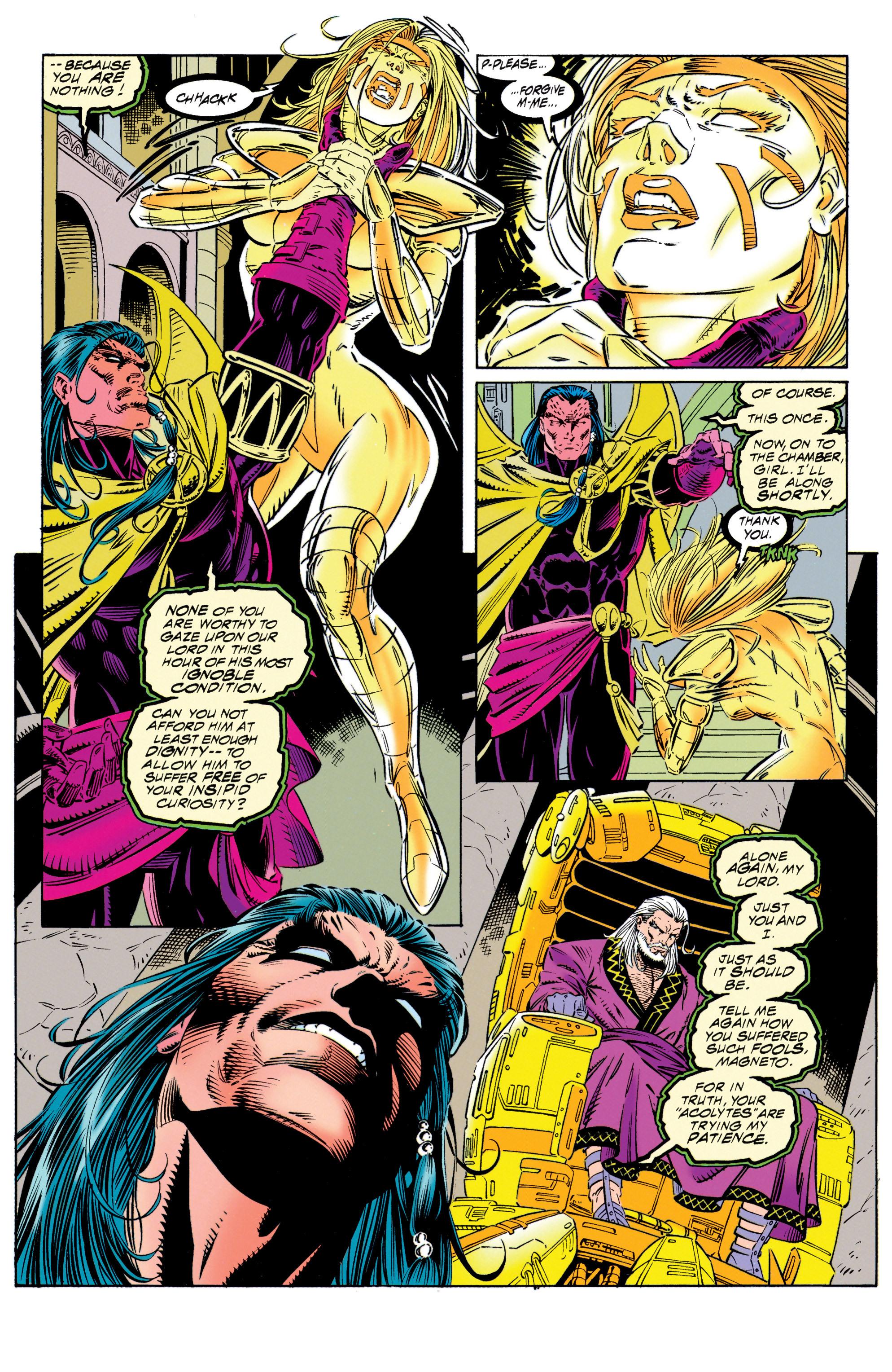 Read online Uncanny X-Men (1963) comic -  Issue #315 - 8