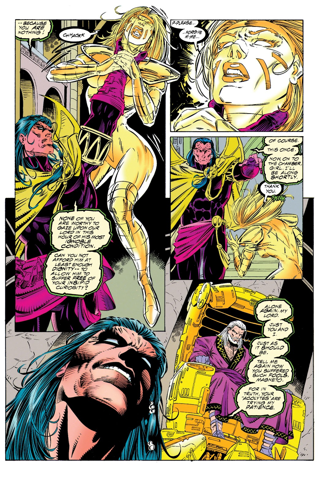 Uncanny X-Men (1963) issue 315 - Page 8